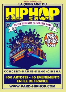 Paris Hip Hop 2014