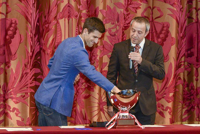 Djokovic au tirage au sort