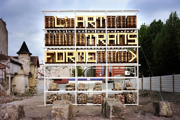"""Stefan Shankland """"le monde change l'art…""""  copyright:  Sylvain Duffard"""