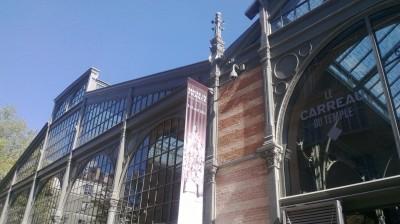 Carreau du Temple à Paris