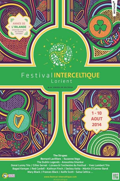 festival interceltique 2014 programme