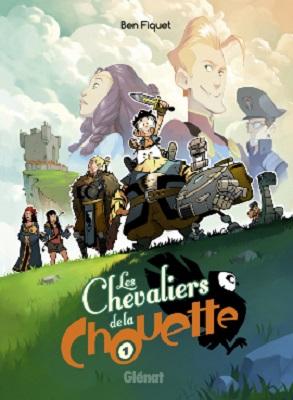 les-chevaliers-de-la-chouette-t1-glenat