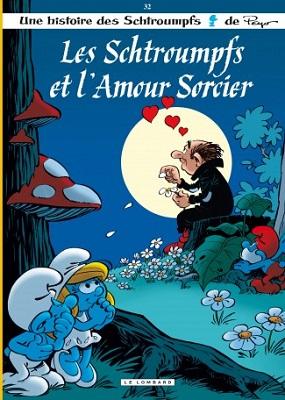 schtroumpfs-et-l-amour-sorcier-t32-le-lombard