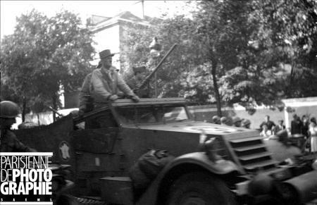 2ème DB du Général Leclerc