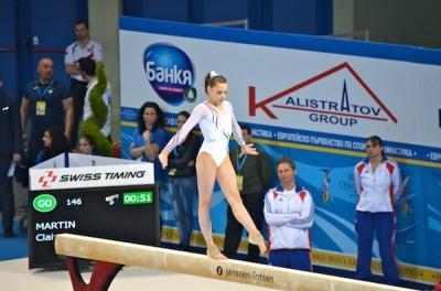Claire Martin BB Qualif