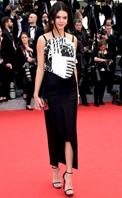 Festival de Cannes 2014_Kendall_Jenner