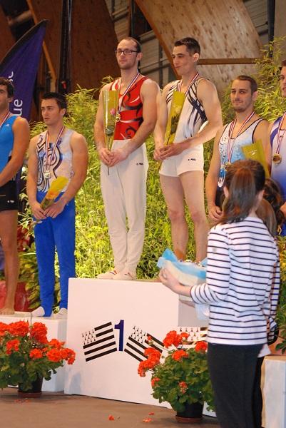 Gym-Chp Rennes- gymnastique artistique masculine
