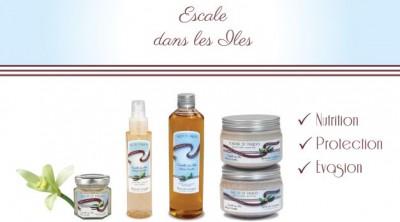 VISUEL propriétés vanille