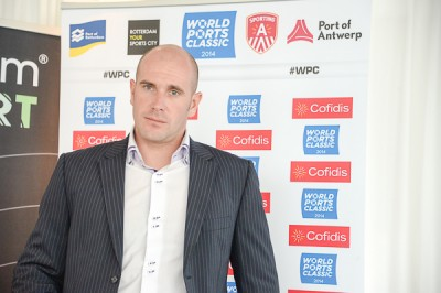 World Ports Classic :Cedric Coutouly - ASO - Assistant Sportif  ©ASO/P.Perreve