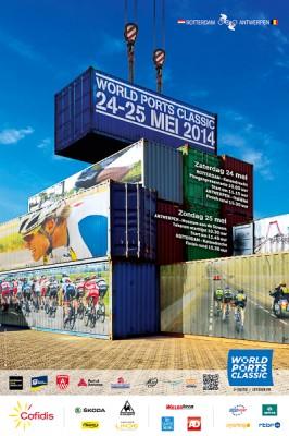 World Ports Classic : l'affiche 2014