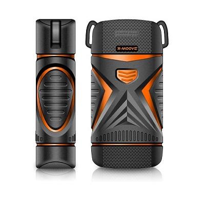 X-moove nouvelle batterie externe et portable