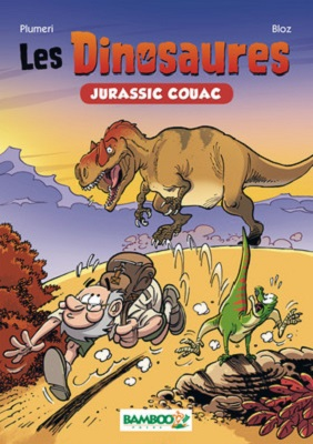 les-dinosaures-jurassic-couac-t1-bamboo