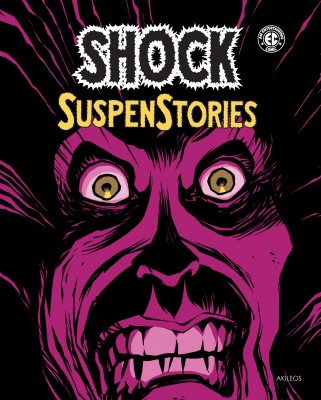 shock suspenstories ec comics akileos