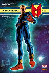 Miracleman-Couverture