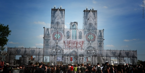 Hellfest Chapelle