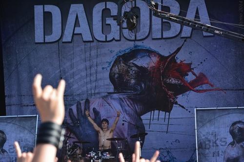 Hellfest Dagoba