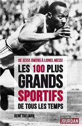 Les 100 plus grands sportifs de tous les temps, de René Taelman