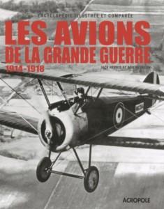 Les Avions de la Grande Guerre, 1914-1918