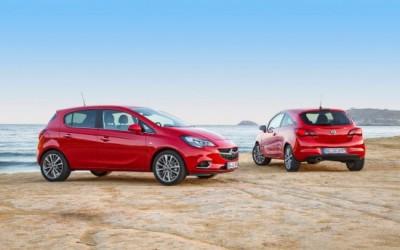 Opel Corsa Cinquième Génération