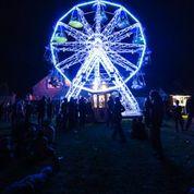 La grande rour au Manoir de Kéroual - Festival Astropolis 2014