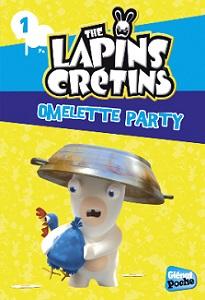 les-lapins-cretins-t1-omelette-partie-glenat