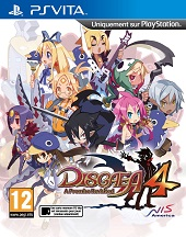 Disgaea 4 A Promised Revisited