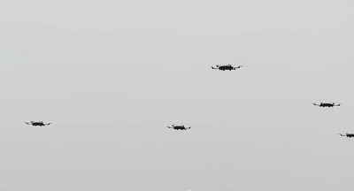 Drone Puy du Fou
