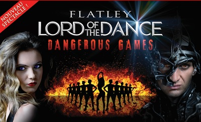 Lord of the Dance -Dangerous Games
