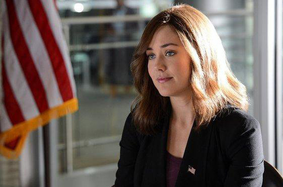 Megan Boone (copyright Sony Pictures Television)
