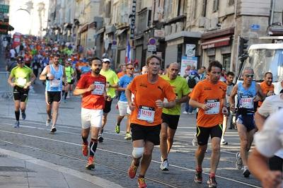 Run In Marseille - Dimanche 14 Septembre 2014 - Semi Marathon -