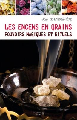 les encens en grains
