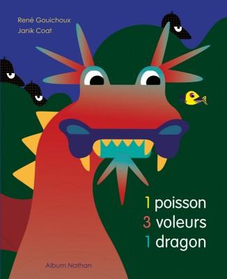 1 poisson 3 voleurs 1 dragon