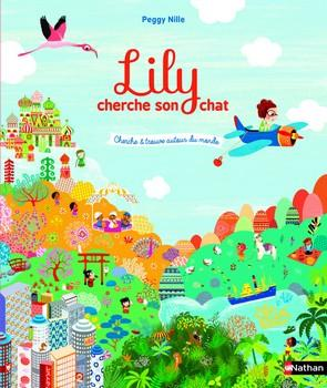 lilly cherche son chat