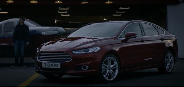Fast and Furious avec  la nouvelle Ford Mondeo