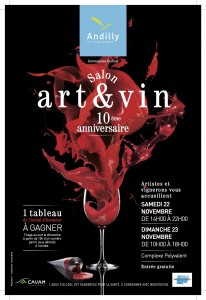 Salon Art et Vin d'Andilly - copie