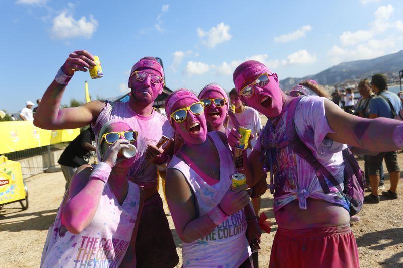 The Color Run Marseille  (15)