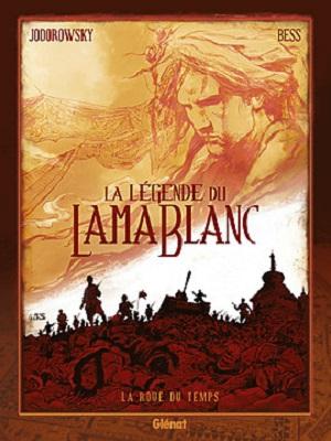 legende-lama-blanc-t1-roue-du-temps-glenat