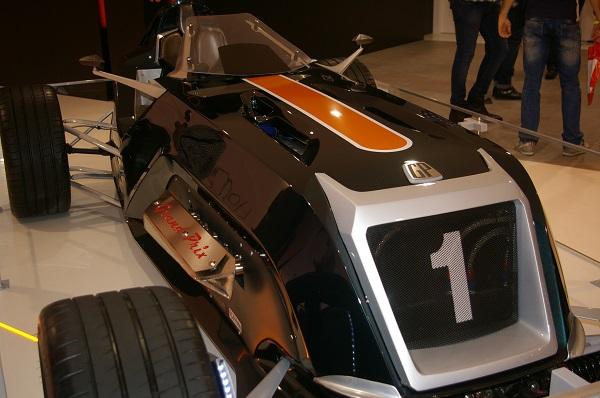 nouveau concept car : « Grand Prix ».
