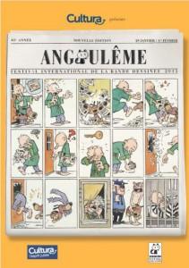 Affiche 42e Festival BD Angoulême