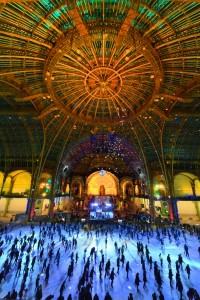 Le grand Palais des Glaces sous la Nef du Grand Palais