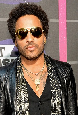Lenny+Kravitz+NRJ MUSIC AWARDS