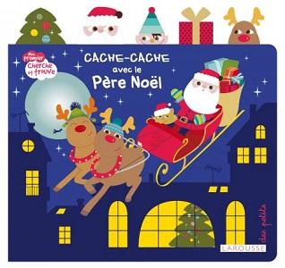 Cache cache avec le p re no l un livre cherche et trouve - Pere noel interactif ...