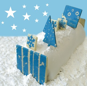 decors-buche-noel-transferts-bleu-chocolat-blanc-cerf-dellier