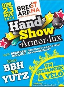 hand show