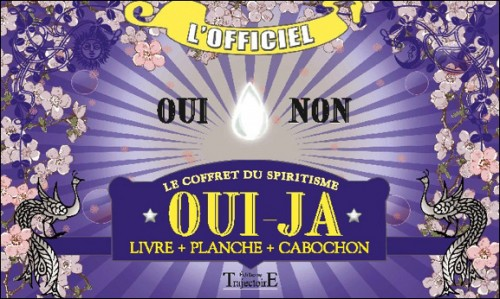 coffret du spiritisme ouija