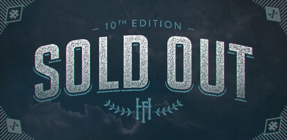 Hellfest 2015 sold out