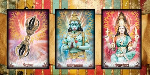 oracle hindou