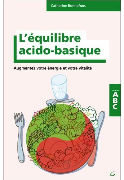 L'équilibre acidobasique Catherine Bonnafous