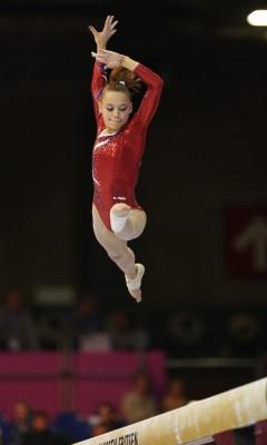 Claire Martin Gym Montpellier