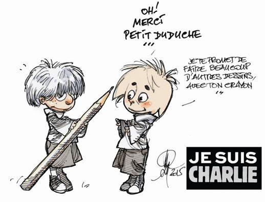 Dessin Charlie Violence